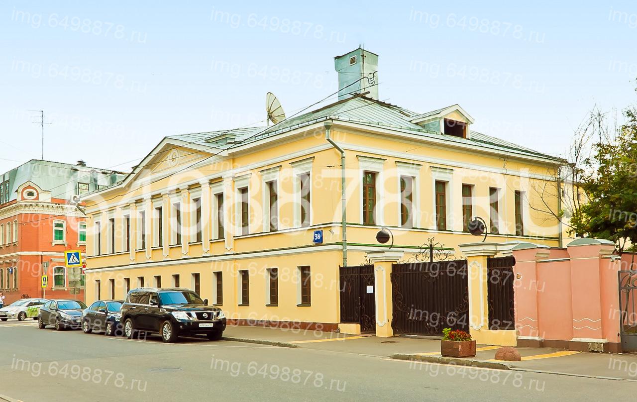 г Москва, Александра Солженицына ул., 38