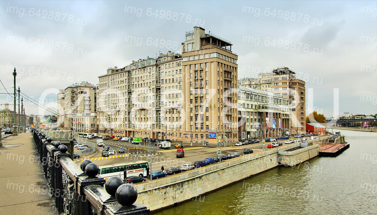 г Москва, Серафимовича ул., 2