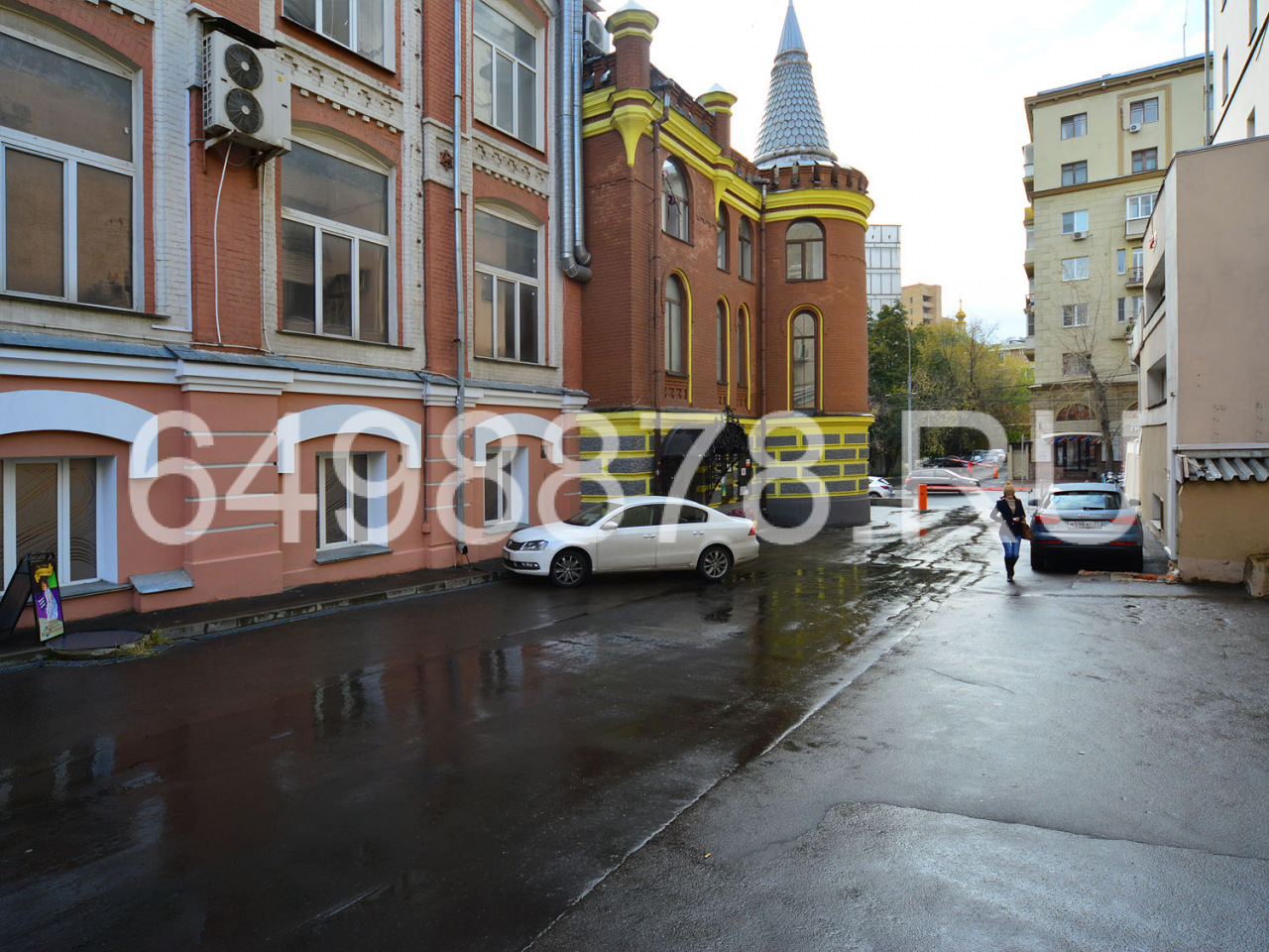 Воронцовская ул., 35Б, кор. 1