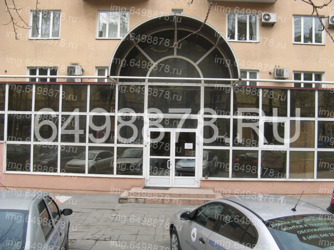 Кутузовский пр-д, 4, кор. 1