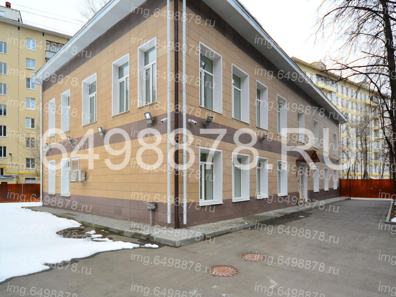 Бол. Серпуховская ул., 62, кор. 2