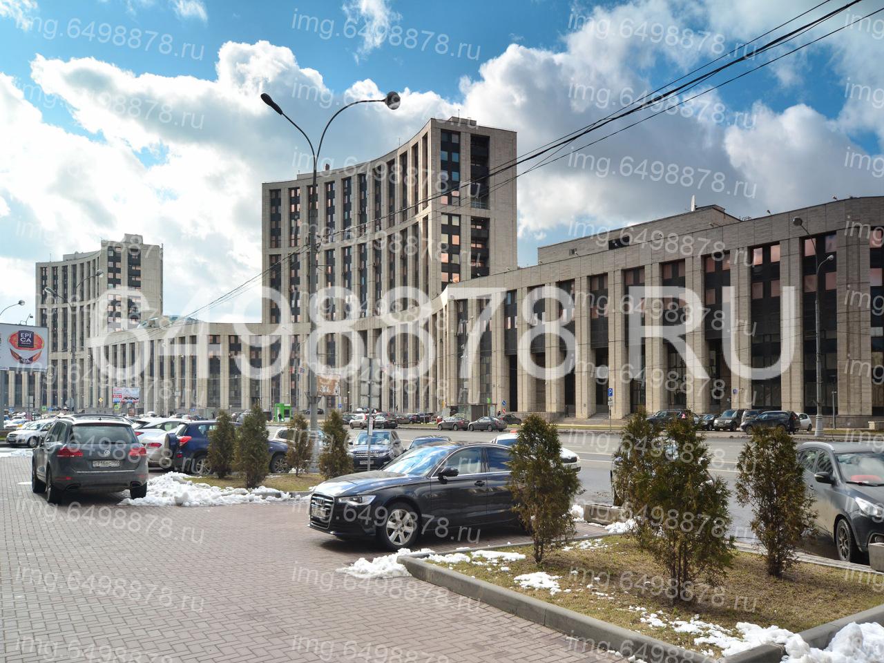 Москва, Маши Порываевой ул., 7А,В
