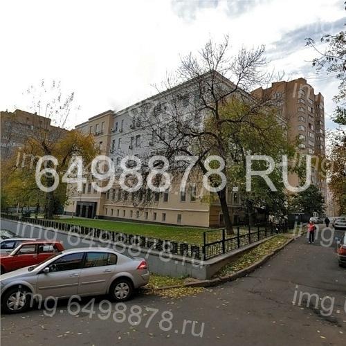 Воронцовский пер., 2