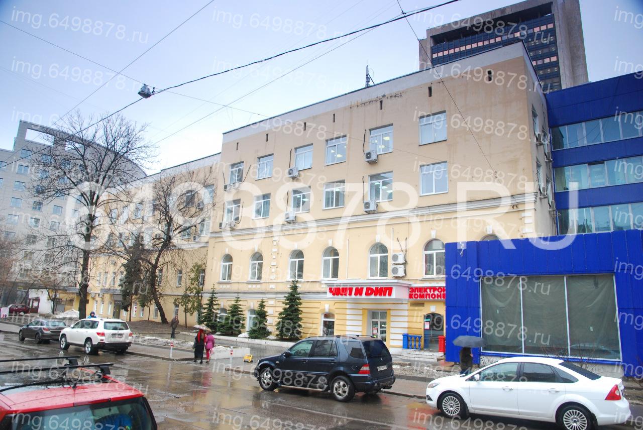 Гиляровского ул., 39, стр. 1