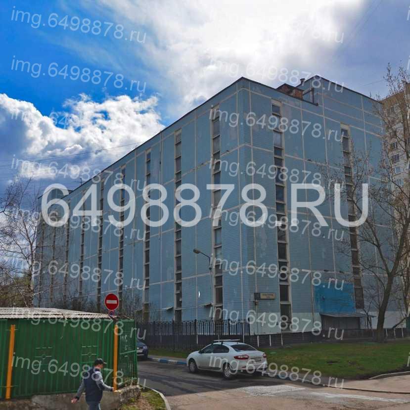 г Москва, Новаторов ул., 15