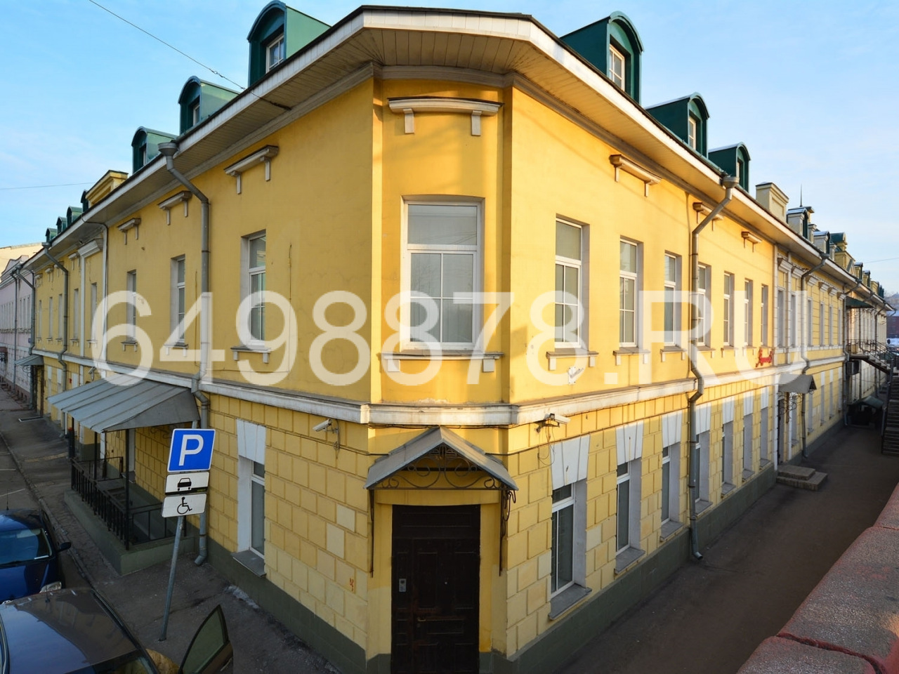 Яузская ул., 5