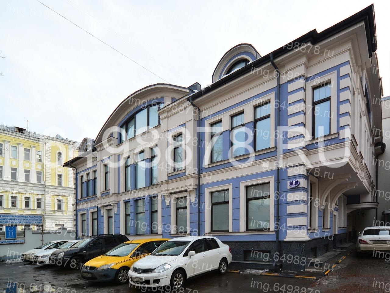 Воронцовская ул., 8, стр. 7